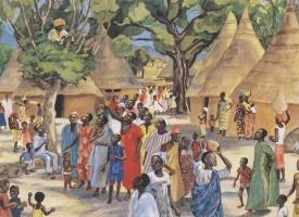 Zacheus welcomes Jesus - Luke 19:1-10